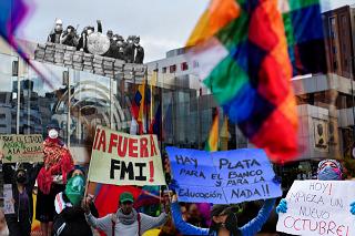 Por una minga popular, plurinacional y antineoliberal: ¿Cómo entender el rompecabezas de las elecciones en Ecuador?